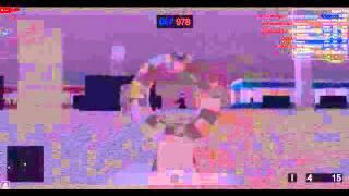 Roblox Battlefield Barret 50 Cal. gameplay