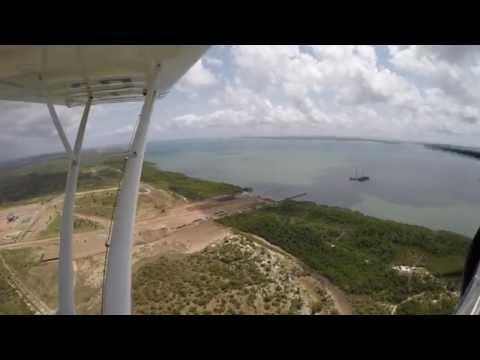 Margot Kiser | Film | Lamu Port Construction in Kenya September 25th, 2016