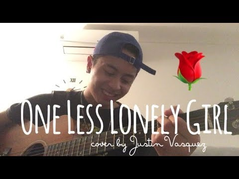 One Less Lonely Girl x Cover by Justin Vasquez