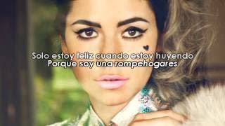 "MARINA AND THE DIAMONDS   ♡ ""HOMEWRECKER"" (Español) ♡"