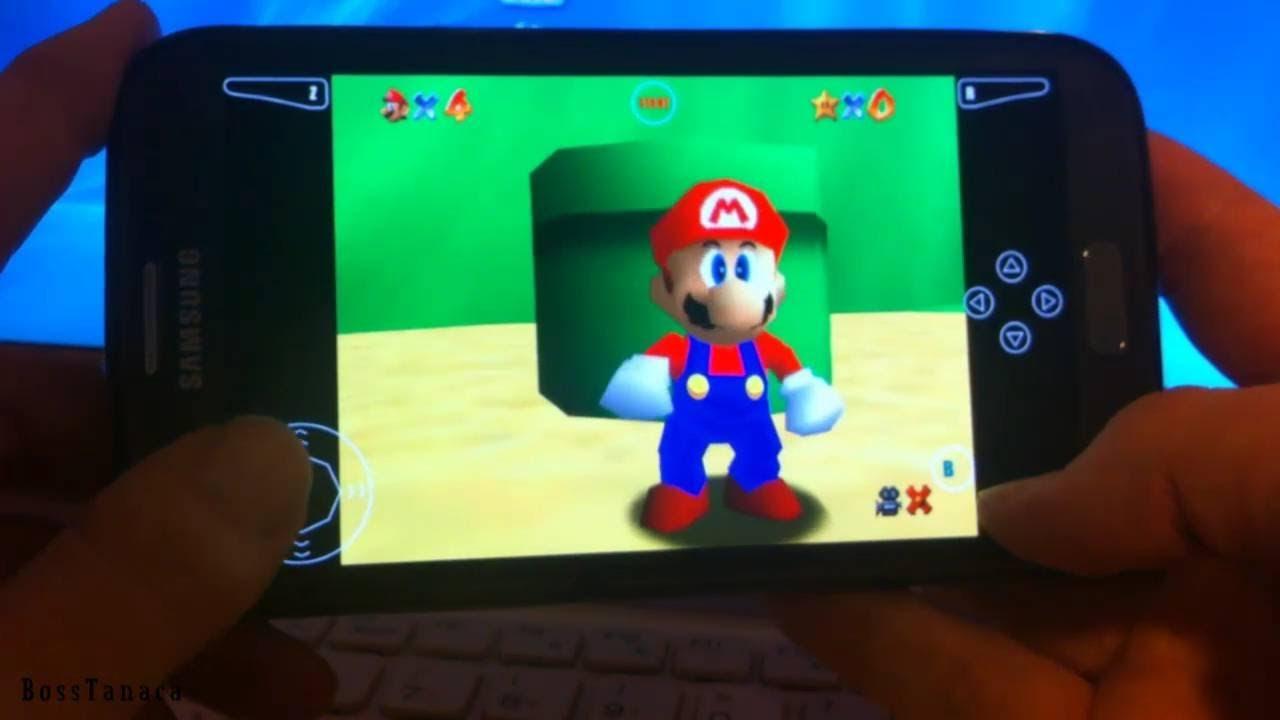 SuperN64 (N64 Emulator) - Best Nintendo 64 Emulator (FREE) for Android (on  Samsung Galaxy Note II)