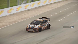 Project Cars 2 Gameplay PC - Career Mode - Rallycross of Loheac