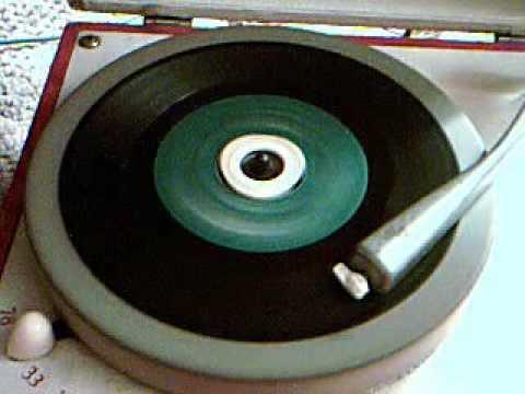 Bert Convy - The Monsters Hop  ~  1958 Halloween rocker