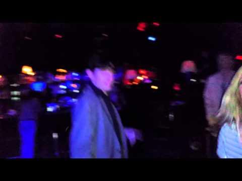 Michael and Kelly dance to Karaoke