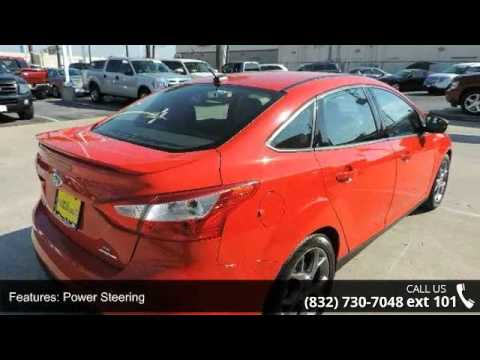 2013 ford focus se navigation mac haik ford houston. Cars Review. Best American Auto & Cars Review