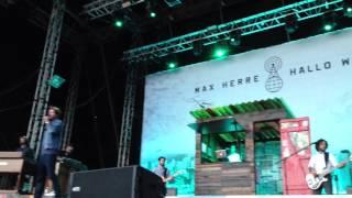 Max Herre - Hallo Welt live @Hurricane Festival 2013