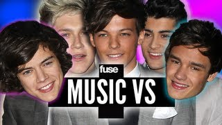 One Direction's Old Fans Vs. Young Fans - Music VS