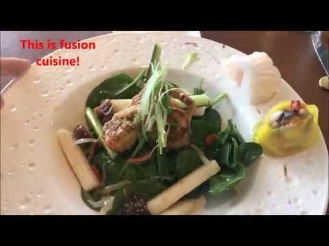 Empress Restaurant Asian Civilisations Museum Singapore Executive Set Lunch