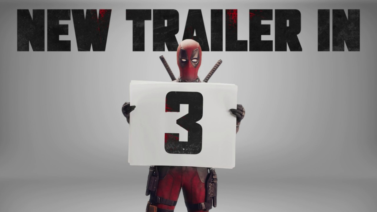 Download DEADPOOL 2 | Official Trailer 2 (Greenband) | In Cinemas MAY 16