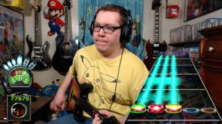 GH3 (60 FPS) Through The Fire & Flames On Expert NOT 100%!!!