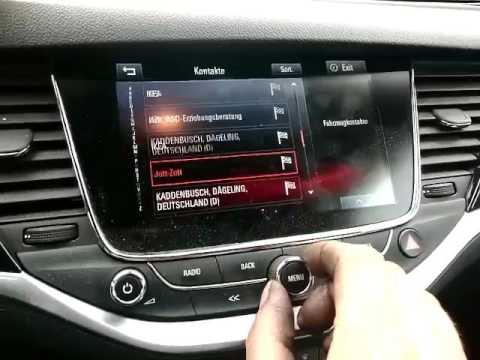Astra K Radio