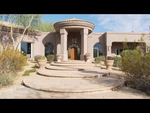 Million Dollar Luxury Homes near Arizona Cardinals Stadium - Phoenix, Peoria Real Estate
