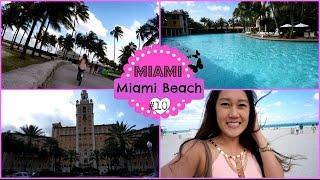 Miami Beach + Meu Níver + Coconut Grove ♥ Miami dia 7 | Vlog