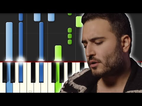 Me Niego / Reik / Ozuna / Piano Tutorial