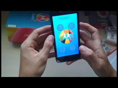 Распаковка Motorola Moto C (XT1750) из ROZETKA.COM.UA
