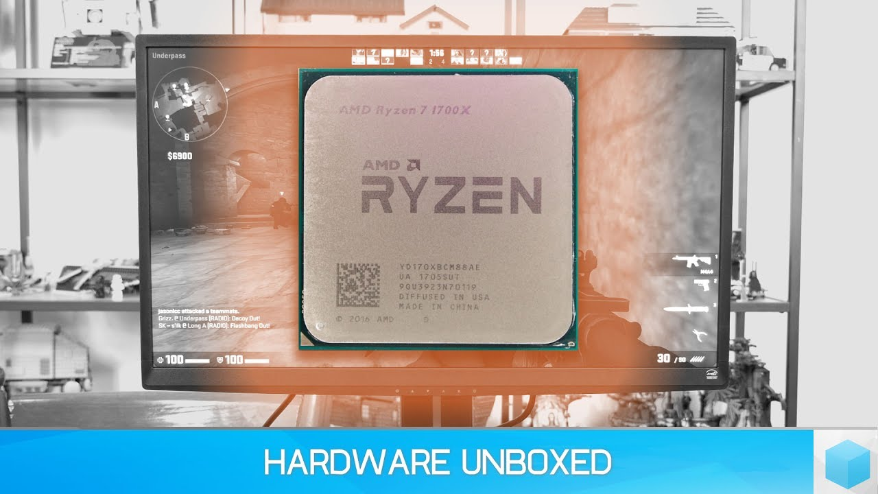 Can Ryzen Play Esports Games at 240 Hz? CS:GO, Overwatch, Rocket League &  More!
