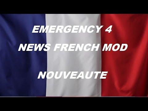 EMERGENCY 4 MOD FRANCE PART1
