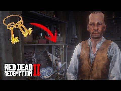El misterio de las llaves en Rhodes - Red Dead Redemption 2 - Jeshua Games thumbnail