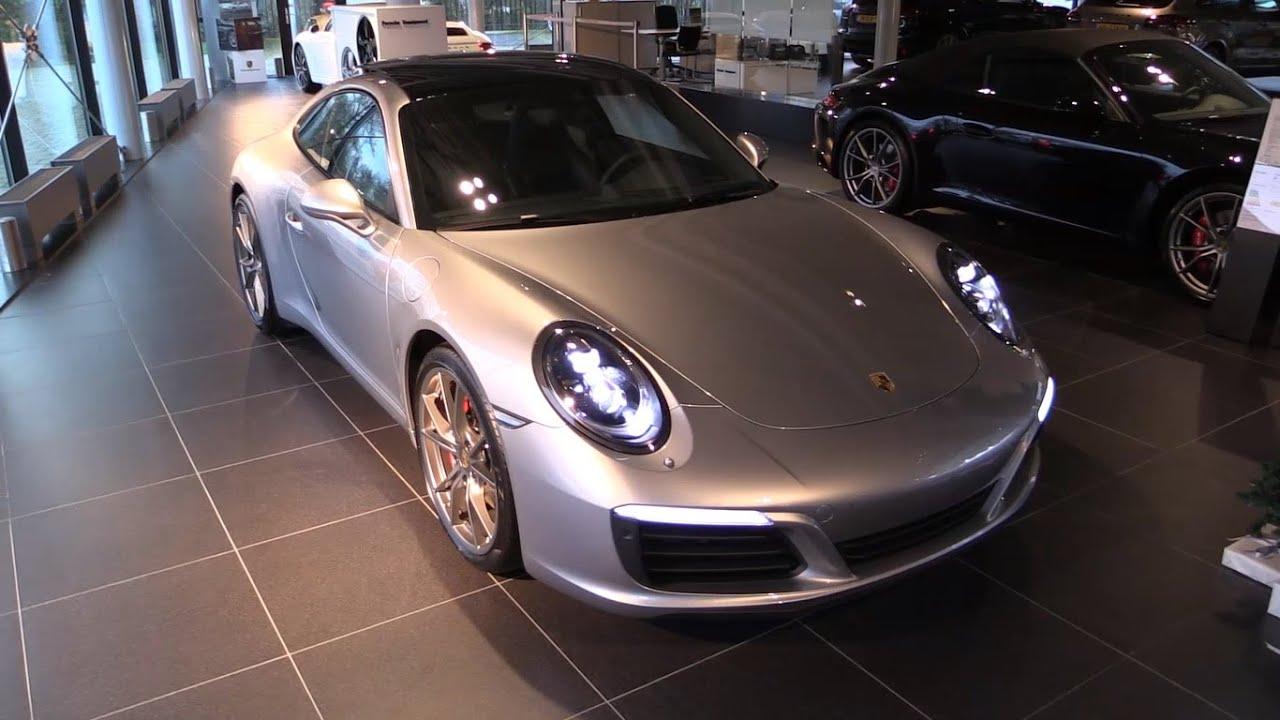 2017 porsche 911 in depth review interior exterior youtube