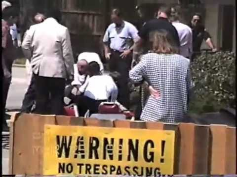 1991 03-29 Pro-life Rescue at Aware Woman abortion mill Melbourne (3 of 3)