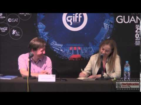 Giff 2014 - Conferencia de presa Mark Webber