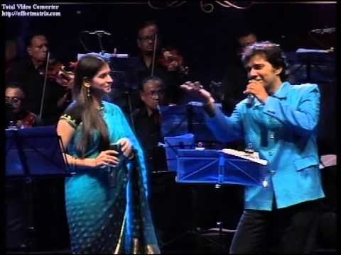 Prashant Naseri sings CHHUP GAYE SARE NAZARE with NEHA VERMA
