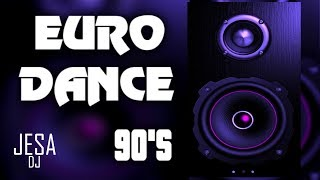 EURODANCE 90's MIX 9. Changa de los 90. Flashback