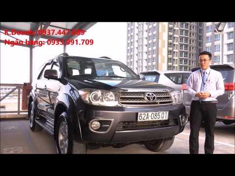 Bán xe Toyota Fortuner 2010 cũ máy dầu giá rẻ - 0937.447.889 Mr.Khiêm