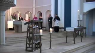 """Schöneberg: Choral """"Nun jauchzt dem Herren alle Welt"""""""