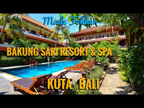 Bakung Sari Resort & Spa Kuta Bali | Where To Stay In Kuta Bali | Cheap Hotels In Kuta Bali