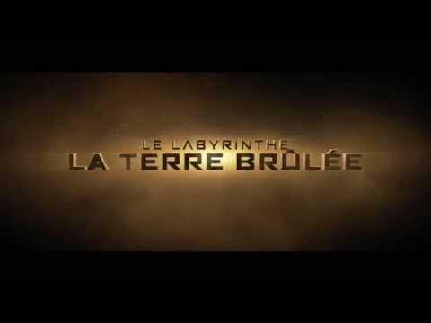 LE LABYRINTHE 2   la terre brûlée Bande Annonce VF poster