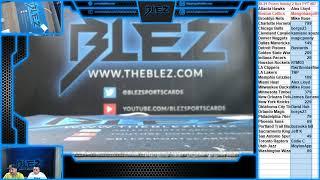Blez Sports Cards Live Stream