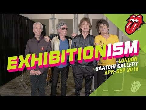 Exhibitionism is coming to London's Saatchi Gallery from 5th April 2016! Thumbnail image