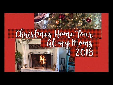 Christmas Home Tour 2018 // Mom's House