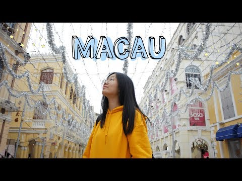 Macau Travel Diary ✨ Sightseeing in Macau/Things to Do (Ep. 3)