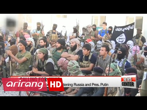 ISIS threatens Pope and Putin