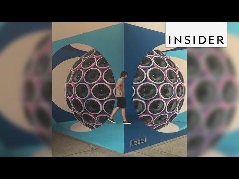 Leon Keer Creates 3D Street Art