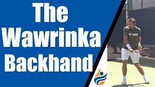 Standing Alone | The Wawrinka Backhand