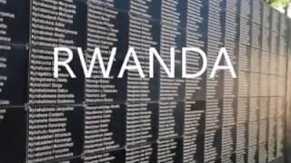 Rwanda podium