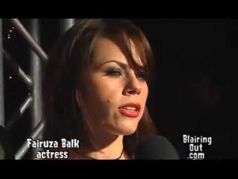 Fairuza Balk talks Cameron Crow .Nicolas Cage ,Bad Lieutenant & make up with Eric Blair