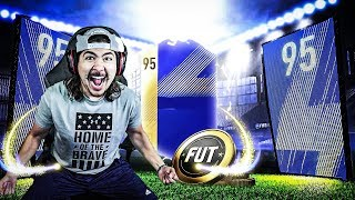 95 RATED BPL TOTS IN A PACK! FIFA 18