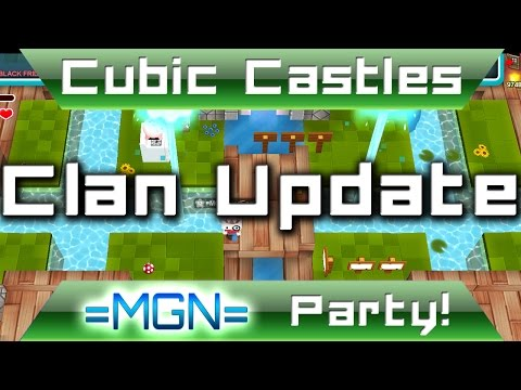 Cubic Castles Crafting Guide
