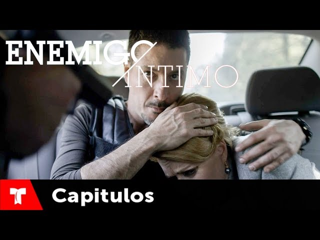 Enemigo Íntimo | Capítulo 11 | Telemundo Novelas