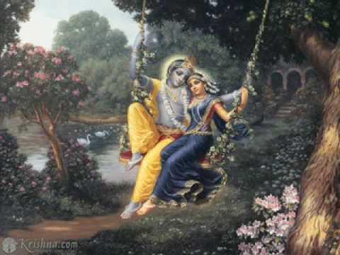 Krishna nee begane baro