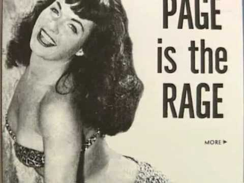 REAL Bettie Page TV Interview: In HD – Her Life In Her OWN Words