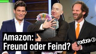 Amazon-Boten in der Coronakrise: Ein Angebot, das sie nicht ablehnen können