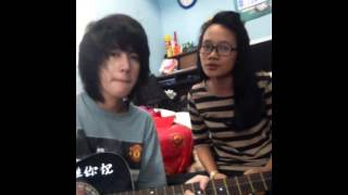 Nicky Tirta Ft. Vanessa Angel - Indah Cintaku ( Cover )