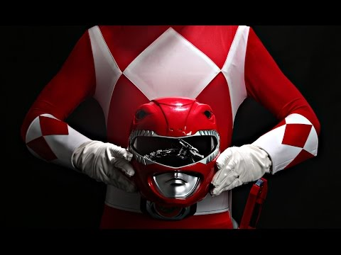 My cosplay : Red Ranger Mighty Morphin Power Ranger 19/08/2016