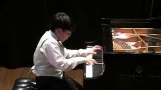 Moszkowski Etude #6 by George Li (12 yr)