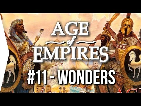 Age of Empires 1 ► #11 Egypt - A Wonder of the World [HD Gameplay]